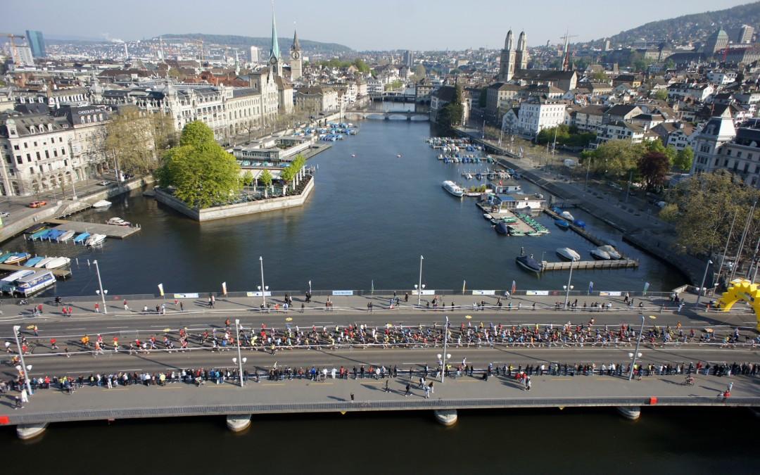 Zürich Marathon 2018